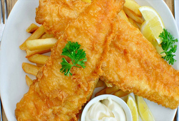 Redland fruit spice seafood fest fruit spice park for British fish and chips recipe