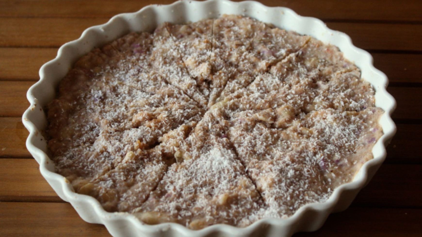 Sapodilla Pie Recipe
